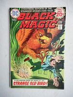 BLACK MAGIC DC COMICS N°5 SEPTEMBRE 1974 VO TTBE / VERY FINE