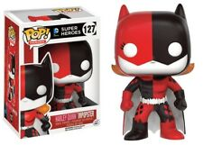 DC Comics POP! Heroes Vinyl Figurine Batgirl as Harley Quinn Impopster 9 cm 127