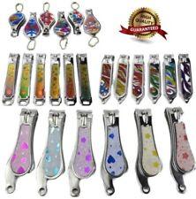 Herramientas, sets y accesorios de manicura y pedicura azules de metal