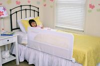 Regalo Swing Down Bedrail Bed Rail Crib Toddler Elderly Child Safety Net Guard