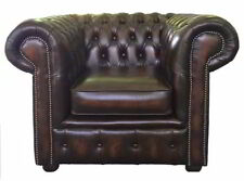 Chesterfield Antique Style Armchairs