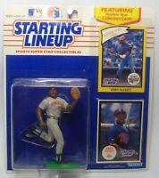 1990  KIRBY PUCKETT - Starting Lineup - SLU - Sports Figurine - MINNESOTA TWINS
