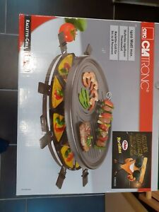 Raclette-Grill Clatronic