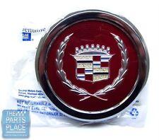 1985-87 Cadillac OEM Center Cap Emblem - GM # 1627955