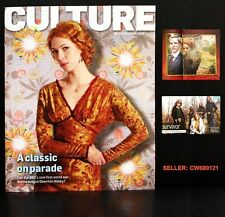 THE SUNDAY TIMES CULTURE MAGAZINE - PARADE'S END - IAN HUNTER - AUGUST 2012