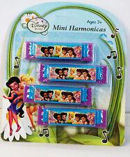 Disney Fairies Tinkerbell Mini Harmonica Party Favor Supply Fawn Silvermist