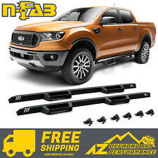 N-FAB EPYX Side Steps For 18-20 Ford Ranger Crew Cab Textured Black EXF19CC-TX