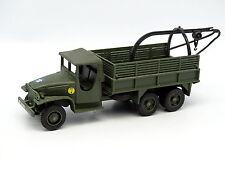 Solido Militaire Armée SB 1/50 - GMC 6X6 Treuil