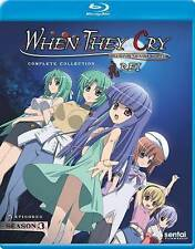 When They Cry Rei: Season 3 (Blu-ray Disc, 2016)