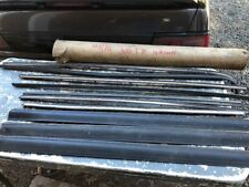 W123 Mercedes 300TD WAGON Moulding Trim 10 piece LOT some dings  NOT perfect