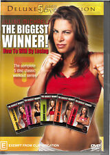 Jillian Michaels : The Biggest Winner - COMPLETE WORKOUT SET ( DVD : 5 DISC )