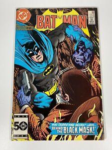 Batman #387 - Second Appearance of Black Mask (VF+ - 8.5)