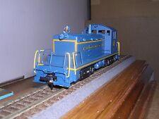 Brass Alco Models Chesapeake & Ohio Emd Sw-1 Diesel Loco #11 Custom Painted