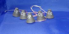 5 pak, Diy e-drum foam cone/piezo trigger by Convertible Percussions