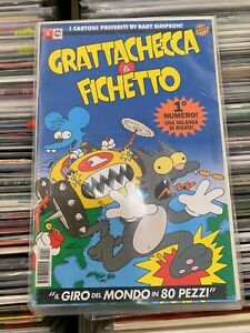 GRATTACHECCA & FICHETTO N. 1_BONGO MACCHIA NERA PERFECT COPY