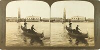 Italia Venezia, Foto Stereo Vintage Analogica PL62L6