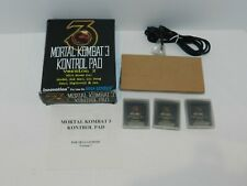 Mortal Kombat 3 Kontrol Pad Version 2 Innovation Sega Genesis NEW in Box CIB