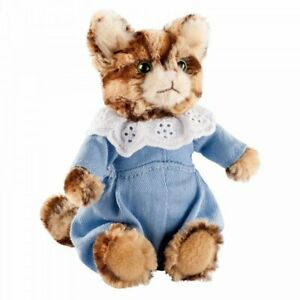 Beatrix Potter Peter Rabbit Tom Kitten Small Soft Toy 14cm