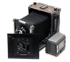 Hasselblad H adapter to linhof sinar toyo horseman wista 4x5 camera Photograph