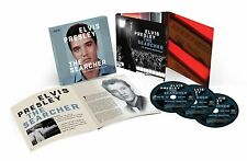 ELVIS PRESLEY THE SEARCHER ORIGINAL SOUNDTRACK DELUXE 3-CD BOX SET (2018)