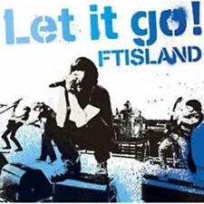 K-pop FTISLAND 5th Single-Let it Go! (Limited Edition B) (FTJS05B)
