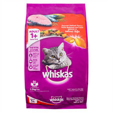 Whiskas Gourmet Seafood Flavour 1+ Years Adult Cat Food 1.2kg