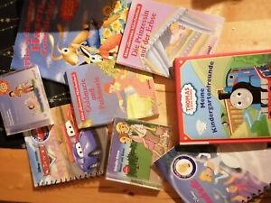 Kinderbücher, Geschichten und CDs