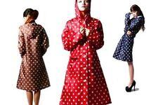 Unbranded Polka Dot Coats & Jackets for Women