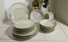 21 PCS HUTSCHENREUTHER SELB ROYAL BAVARIAN PLATES AND MORE *VERY RARE*