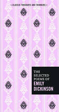 The Selected Poems of Emily Dickinson by Emily Dickinson (Hardback, 2016)