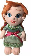 "Anna Disney Babie Plush Disney Parks Princess Frozen Girls toy 11"""