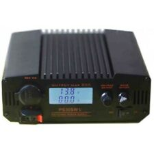 Radio CB HAM Switching Power Supply LCD PS30SWV 30AMP 9-15 V 13.8VDC