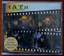 t.A.T.u. – All About Us CD single – 9555764 – VG-