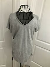 New Mothercare Blooming Marvelous Maternity Top  Grey Size Small