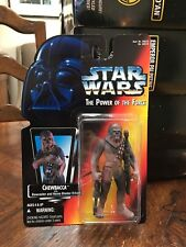 Star Wars Power of the Force Figurines - Chewbacca - NIB