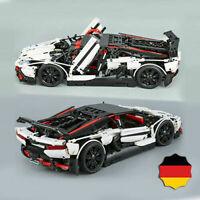 Custom Aventador 42056 42083 Building Blöcke bausteine MOC Technic 42110