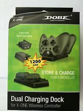 DOBE DUAL Controller Charger Dock for XBOX ONE Wireless controller
