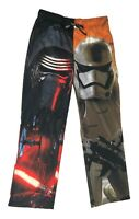 Star Wars Kylo Ren Stormtrooper Movie Scene Pajama Bottom Men's Lounge Pants
