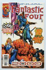 Fantastic Four Annual 2000 VF Marvel Comics