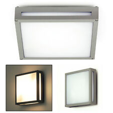 LED IP54 Quality Wall Ceiling Light, fence, Outdoor, Garden Light, Isabel, 2xE27