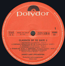 JAMES LAST ORCHESTRA - Classics Up To Date 3
