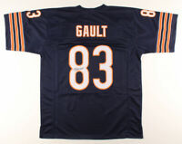 SBXX Chicago Bears Willie Gault Signed Football Jersey ~ JSA COA Authentic ~