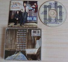 RARE CD ALBUM SHADES OF BLUE - JUMPIN'THE GUNN  10 TITRES 1993