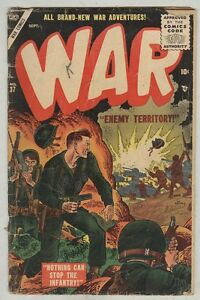 War #37 September 1955 G