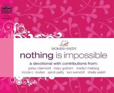 Nothing is Impossible: A Women of Faith Devotional (Women of Faith (Oasis Audio)