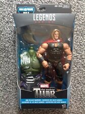 Marvel Legends Thor Ragnarok Wave 1 - HULK BAF Unworthy/ Odinson Action Figure