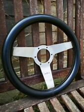 Personal Classic Leather Steering Wheel 310mm Nice Condition Alfa VW BMW JDM