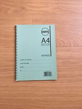 School Class Teacher Attendance Register, Classroom Mark Book , 50 Names, Green