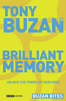 Brilliant Memory: Unlock the Power of Your Mind by Tony Buzan (Paperback, 2006)