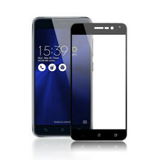 1x 2x 4x Premium Silk Screen Full Tempered Glass Protector For ASUS Zenfone Lot